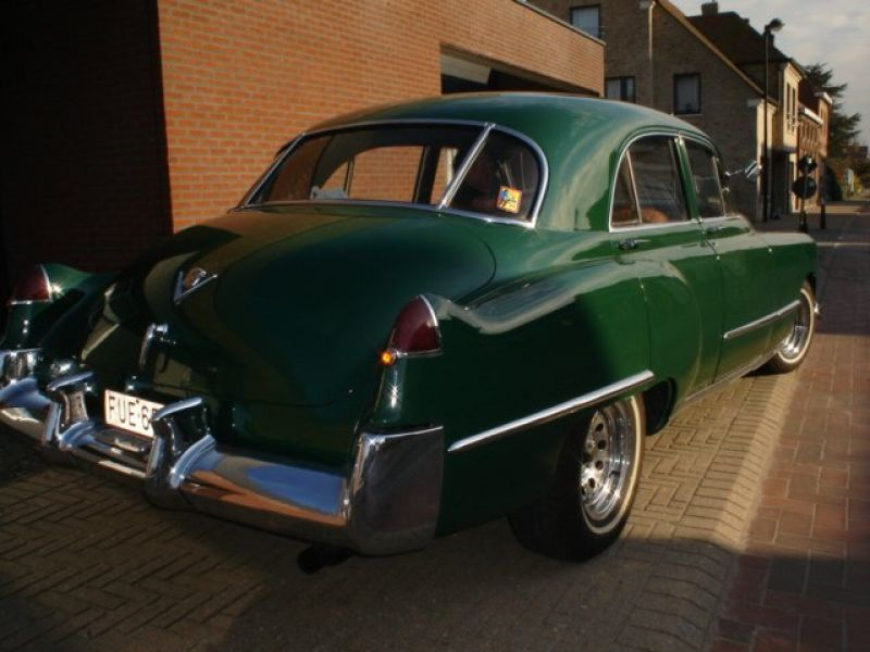 Accident Cars For Sale In Denmark: 1948 Cadillac 62 For Sale