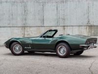 1969 Chevrolet, Corvette Stingray