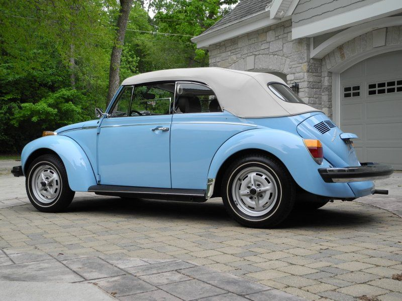 1979 vw volkswagen beetle convertible for sale classic car ad from. Black Bedroom Furniture Sets. Home Design Ideas