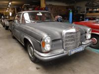1963 Mercedes, 300SE Coupe to restore