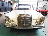1966 Mercedes, 300SE Coupe 0178