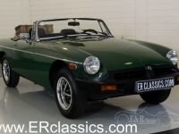 1978 MG, B cabriolet very special history
