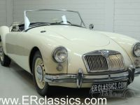 1958 MG, A 5-speed