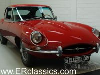 1968 Jaguar, e-type S1.5