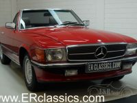 1985 Mercedes-Benz, 380SL