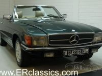 1979 Mercedes-Benz, 350SL