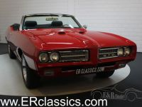 1969 Pontiac, GTO ultimate muscle car
