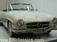1961 Mercedes-Benz, 190 SL