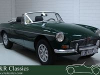 1974 MG, MGB European version overdrive