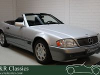 1995 Mercedes-Benz, 280 SL