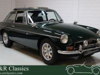 1973 MG, B GT extensively restored, automatic