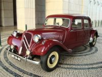 1952 Citroen, Traction Avant 11 Normale