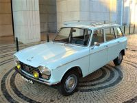 1971 Peugeot, 204 Break (petrol)