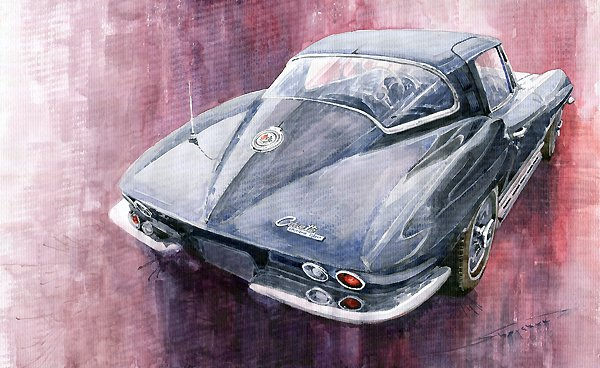 Chevrolet Corvette Sting Ray 1965
