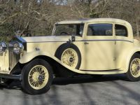 1934 Rolls-Royce, 20/25 Lancefield Two Door 'Saloon Coupe'
