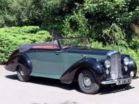 1950 Bentley, MK VI Park Ward Two Door Drophead Coupe B283FU