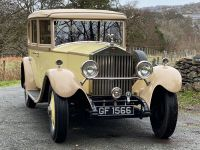 1930 Rolls-Royce, 20/25 Park Ward /Salmons Cabriolet GDP17