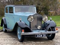 1933 Rolls-Royce, 20/25 Thrupp & Maberly Sports Saloon B129BL