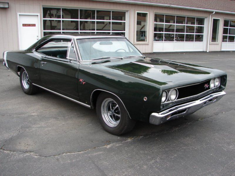 1968 Dodge Coronet 440 R T For Sale Classic Car Ad From