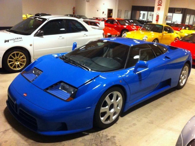 1994 bugatti eb 110 vendre annonces voitures anciennes de. Black Bedroom Furniture Sets. Home Design Ideas