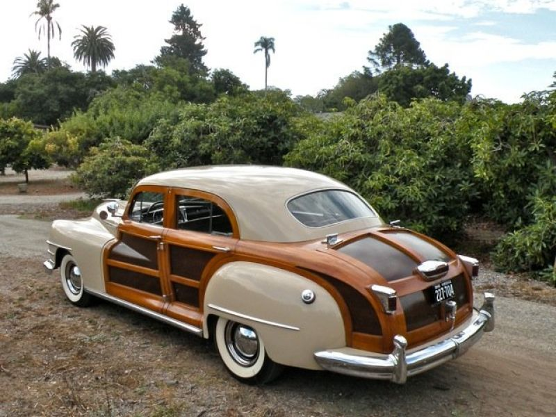 1948 Chrysler Town Amp Country For Sale Classic Car Ad
