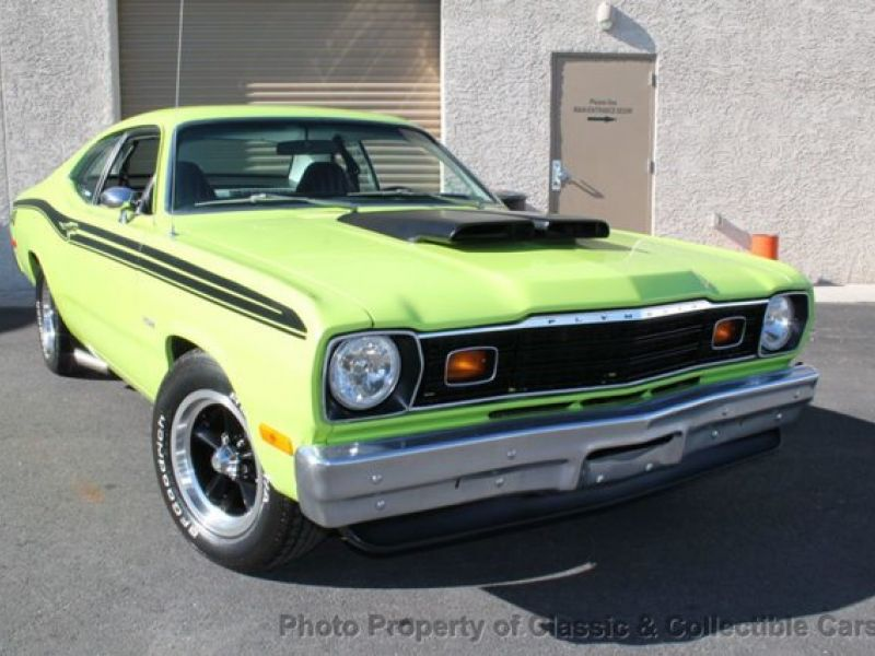 1973 plymouth duster. Black Bedroom Furniture Sets. Home Design Ideas