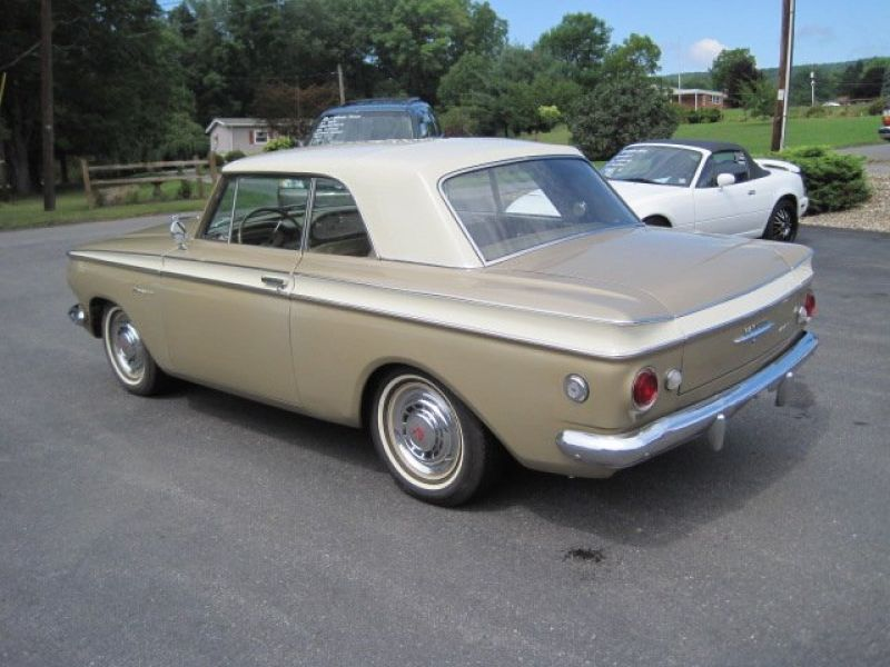 1963 rambler american for sale classic car ad from for Old american classic cars for sale