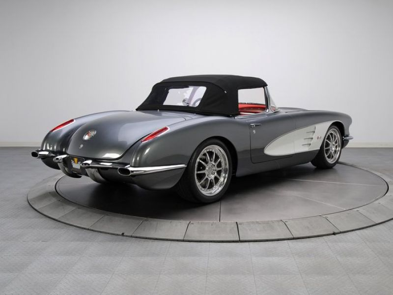 1959 Chevrolet Corvette for sale - Classic car ad from ...