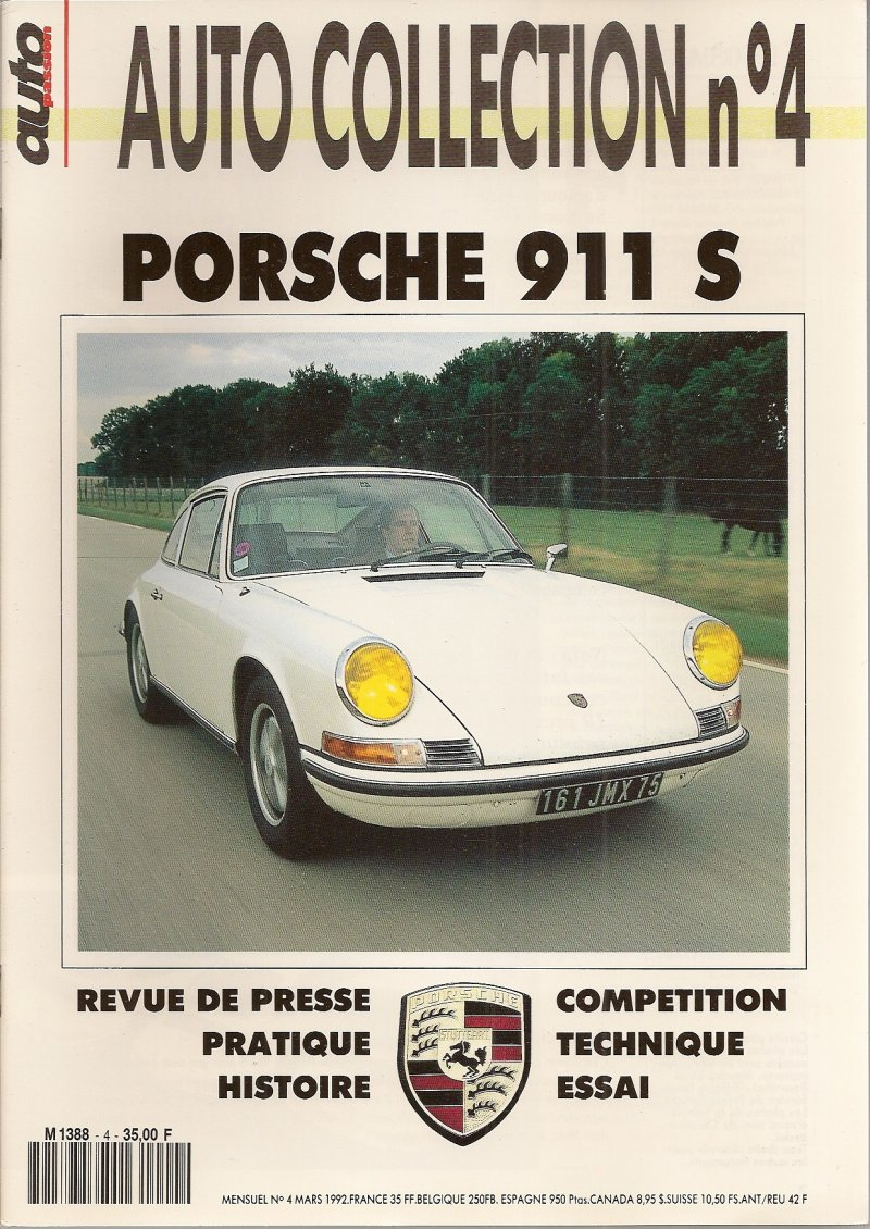 +3500 French classic car magazines