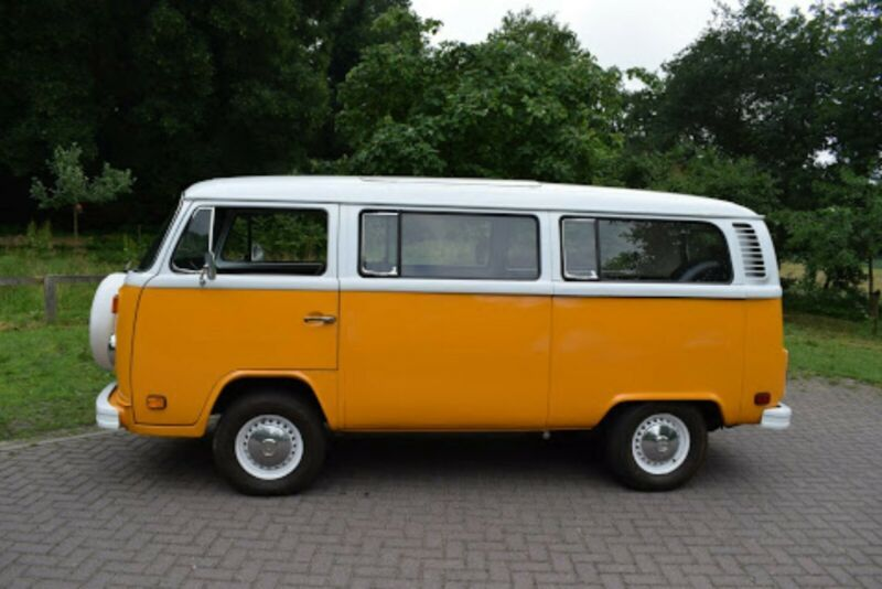 1976 VW/Volkswagen, T2, T2B, Bus, Sunroof, VW Bus