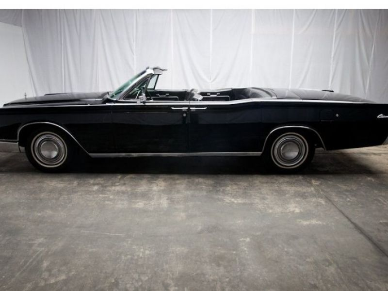 1966 lincoln continental en venta anuncio de coches cl sicos de. Black Bedroom Furniture Sets. Home Design Ideas