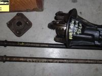 DRIVE SHAFT & DIFF GROUP 9X40  FIAT 1500