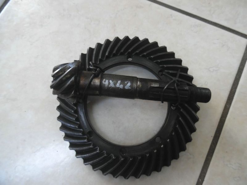 CROWN WHEEL&PINION 9X42 FIAT 1100A BALIL
