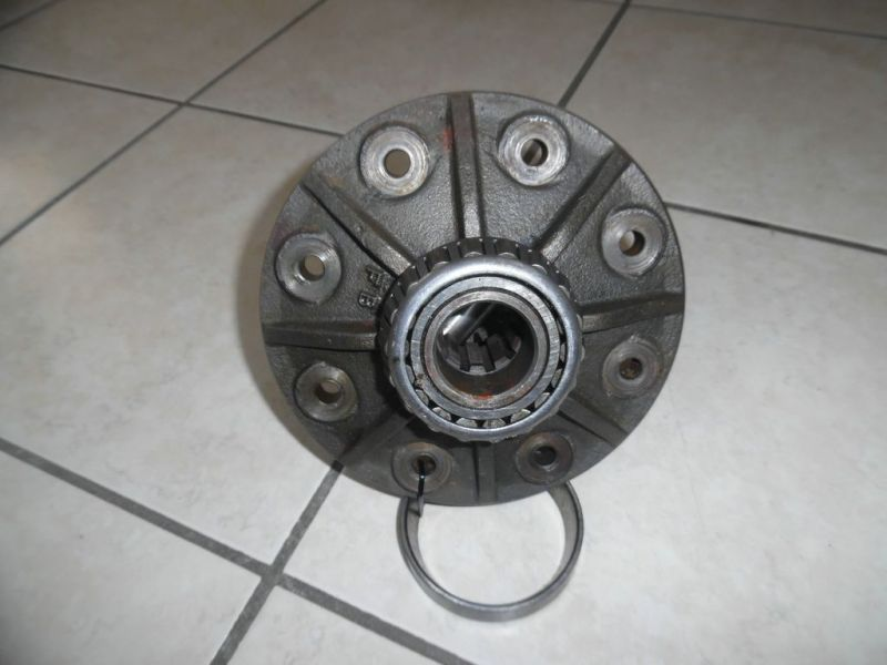 PLANETARY BOX DIFFERENTIAL FIAT 241 1100