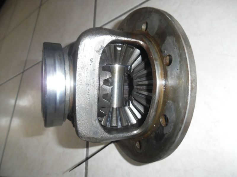 PLANETARY BOX X DIFFERENTIAL  FIAT 1100T