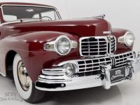 1947 Lincoln, Continental Flathead V12 Coupe