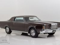 1971 Lincoln, Continental Mark III 2D Hardtop Coupe