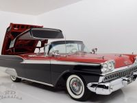 1959 Ford, Fairlane 500 Galaxie Skyliner / Frame Off