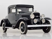1931 Buick, Eight 2D Business Coupe