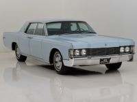 1968 Lincoln, Continental Suicide Doors