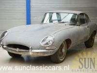 1966 Jaguar, E-type