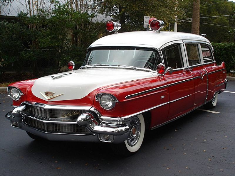 1956 Cadillac Meteor Motor Car Co For Sale Classic Car