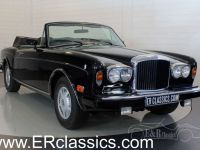 1986 Bentley, Continental