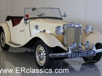 1953 MG, TD Matching numbers