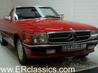 1985 Mercedes-Benz, 380SL European car