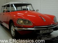 1970 Citroen, ID20 Break Familiale