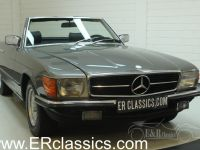 1980 Mercedes-Benz, 280SL (W107)