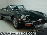1973 Jaguar, E-Type S3