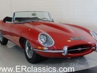 1962 Jaguar, E-Type S1