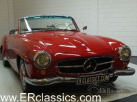 1956 Mercedes-Benz, 190SL rebuilt engine